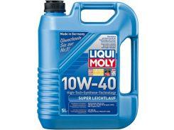 Моторное масло Liqui Moly Super Leichtlauf 10W-40 1929 5л