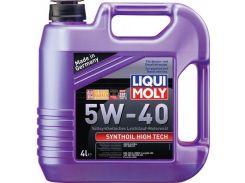 Моторное масло Liqui Moly Synthoil High Tech 5W-40 1915 4л