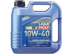 Моторное масло Liqui Moly Super Leichtlauf 10W-40 1916 4л