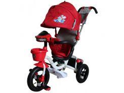Велосипед трехколесный на надувных колесах Mars Mini Trike Красный (LT960-2)