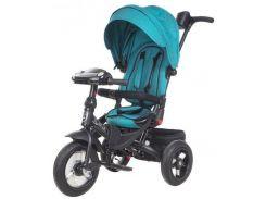 Велосипед трехколесный Mini Trike Зеленый джинс (T400-17)