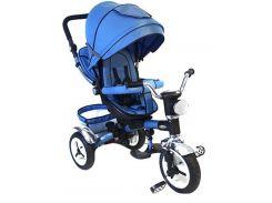 Трехколесный велосипед Turbo Trike M 3199-5HA Синий