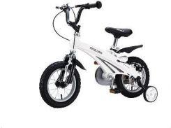 """Детский велосипед Miqilong 12"""" Sd White (MQL-SD12-White)"""