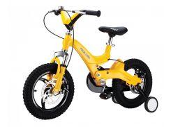 "Детский велосипед Miqilong 16"" Jzb Yellow (MQL-JZB16-Yellow)"