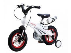 "Детский велосипед Miqilong 12"" Gn White (MQL-GN12-White)"