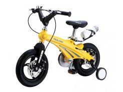 "Детский велосипед Miqilong 16"" Gn Yellow (MQL-GN16-Yellow)"