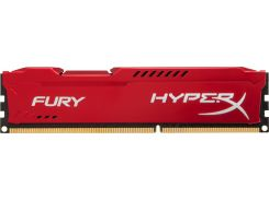 Kingston 8 Gb DDR3 1866 MHz HyperX Fury (HX318C10FR/8)