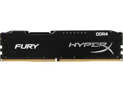 Kingston 8 Gb DDR4 2400 MHz HyperX Fury Black (HX424C15FB2/8)