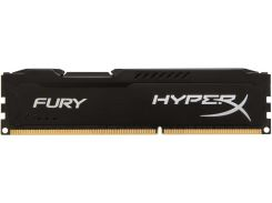 Kingston 8 Gb DDR3 1600 MHz HyperX Fury (HX316C10FB/8)
