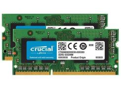 Crucial 8 Gb (2x4GB) SO-DIMM DDR3L 1600 MHz (CT2KIT51264BF160BJ)