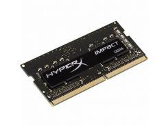 Kingston 16 Gb SO-DIMM 2666 MHz DDR4 HyperX Impact (HX426S15IB2/16)