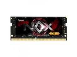 Apacer DDR4 8GB 3000 MHz Nox Series (ES.08G2Z.GGE)
