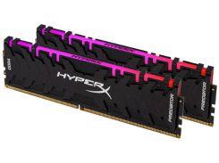 Kingston 32 Gb (2x16GB) DDR4 3200 MHz HyperX Predator Rgb (HX432C16PB3AK2/32)