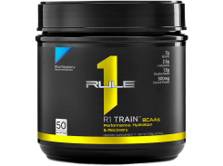 Rule One Proteins R1 Train BCAAs 755 g /50 servings/ Blue Raspberry