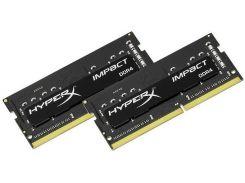 Kingston 16 Gb (2x8GB) SO-DIMM DDR4 2400 MHz HyperX Impact (HX424S14IB2K2/16)