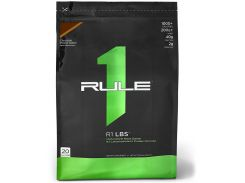 Rule One Proteins R1 Lbs 5460 g /20 servings/ Chocolate Peanut Butter