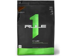 Rule One Proteins R1 Lbs 5460 g /20 servings/ Chocolate Fudge