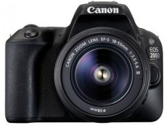 Canon Eos 200D kit (18-55mm) EF-S Dc Iii