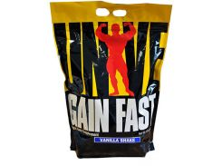 Universal Nutrition Gain Fast 3100 5900 g /26 servings/ Vanilla