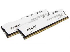 Kingston DDR4 16Gb (2x8Gb) 2666MHz HyperX Fury White (HX426C16FW2K2/16)