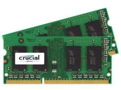 Crucial 16 Gb (2x8GB) SO-DIMM DDR3L 1600 MHz (CT2K8G3S160BM)
