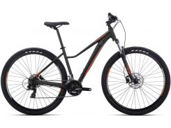 Orbea Mx 27 Ent 60 19 S Black - Red (J21216DV)