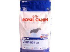 Сухой корм Royal Canin Maxi Junior для щенков крупных пород до 15 месяцев 15 кг (3182550402163)