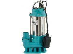 Aquatica насос канализационный 1.5кВт Hmax 23м Qmax (нерж) (773424)
