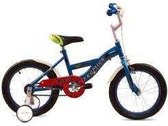 """Велосипед детский Premier Flash 16"""" Blue (SP150s16b)"""