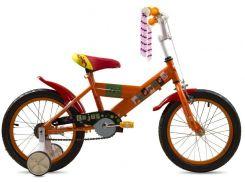 """Велосипед детский Premier Enjoy 16"""" Orange (SP149s16o)"""