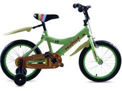 """Велосипед детский Premier Bravo 16"""" Lime (SP159s16l)"""
