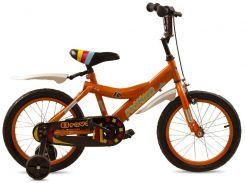 """Велосипед детский Premier Bravo 16"""" Orange (SP159s16o)"""