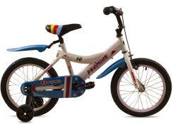 """Велосипед детский Premier Bravo 16"""" White (SP159s16w)"""