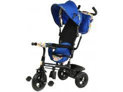 Велосипед трехколесный KidzMotion 115002/blue