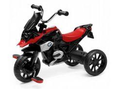 Детский мотоцикл на педалях Rollplay Bmw R1200 GS, red (42314)