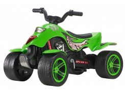 Квадроцикл на педалях Quad Pirate Falk 609 (зеленый)