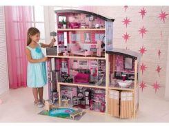 Кукольный домик KidKraft Sparkle Mansion Dollhouse (65826)