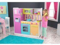 Детская кухня KidKraft Deluxe Big & Bright Kitchen (53100)