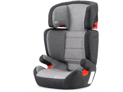 Автокресло Kinderkraft Junior Fix Black/Gray (KKFJUFIBLGR000)
