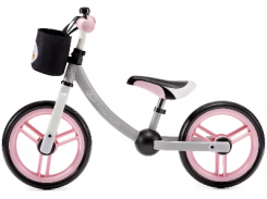 Беговел Kinderkraft 2Way Next Light Pink (KKR2WNXLTPK0AC)