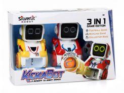 Интерактивный набор Silverlit Роботы-футболисты (88549)