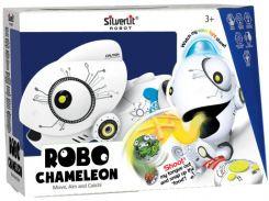 Интерактивная игрушка Silverlit Робо Хамелеон (88538)