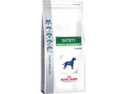 Корм для собак Royal Canin Satiety Weight Managemen с избыточным весом, 12 кг