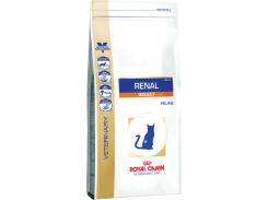 Корм для кошек Royal Canin Renal Select Feline при почечной недостаточности, 4 кг
