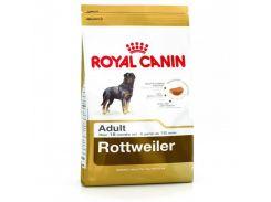 Корм для собак Royal Canin Rottweiler Adult породы ротвейлер, 12 кг