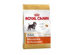 Корм для собак Royal Canin Mini Schnauzer Adult породы миниатюрный шнауцер, 7.5 кг