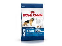 Корм для собак Royal Canin Maxi Adult 5+, крупных размеров старше 5 лет, 15 кг