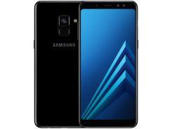 Samsung Galaxy A8 Plus 2018 6/64Gb Duos Black A730F