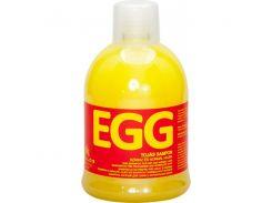 Шампунь Kallos Egg  для сухих и нормальных волос ( 1 л )