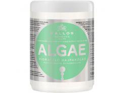 Kallos KJMN маска для волос с экстрактом водоростей и оливкового масла